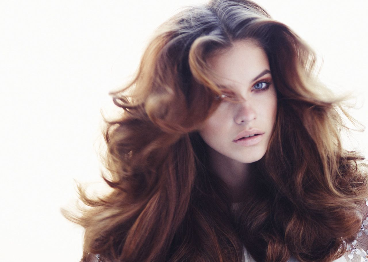 Usmc haircut styles barbara palvin by simon emmett for glamour uk march   hair