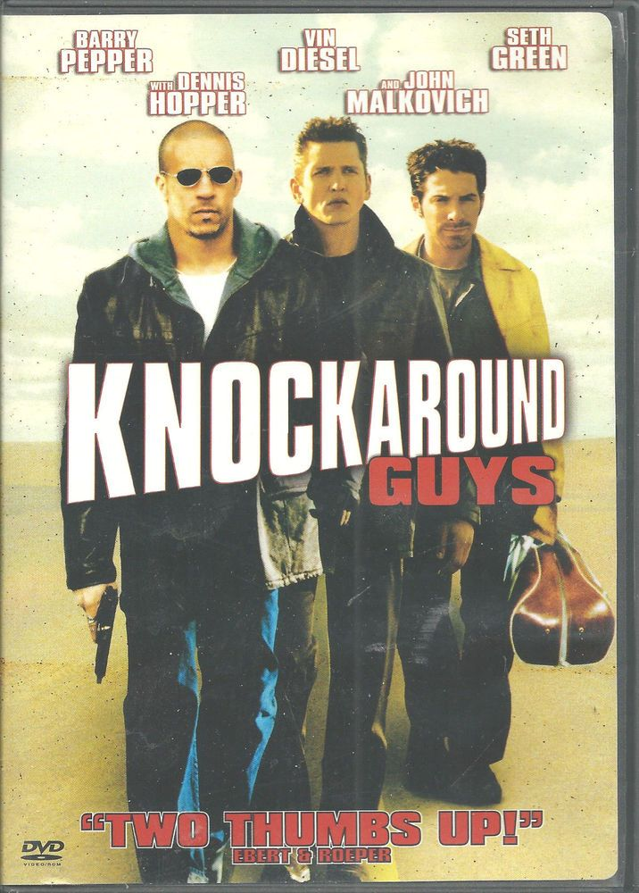 Vin Diesel Knockaround Guys DVD Barry Pepper Dennis Hopper ...