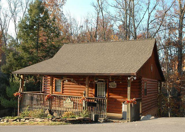 Sevierville Cabin Rental Cherokee Nights 132 1 Bedroom Gatlinburg Cabins Cabin Luxury Cabin