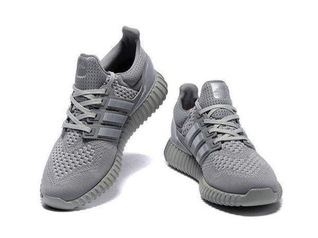 trendsetter adidas donne uomini facendo sport casual scarpe.