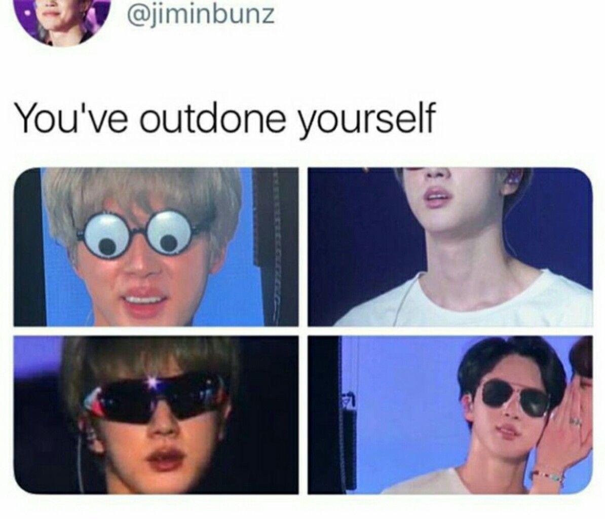 What Is Dank Meme When We Got Dank Jin Bts Memes Bangtan Bts Jin