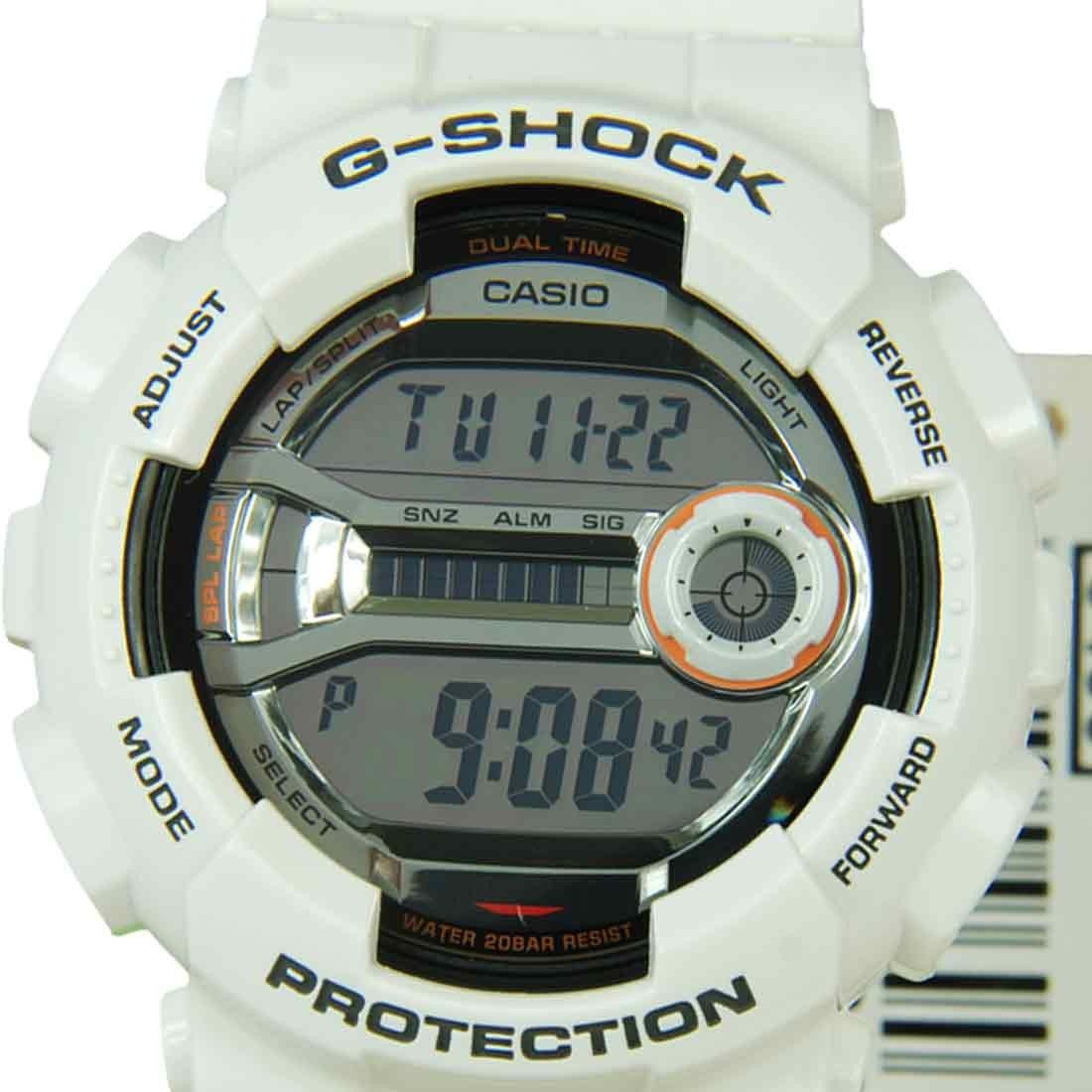 Casio Watch Gd 110 7dr And G Shock Camouflage 120cm 4dr