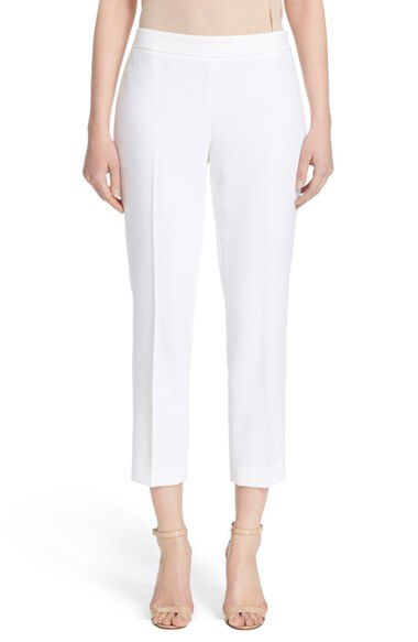 kate spade new york kate spade new york 'cobie' cigarette pants available at #Nordstrom