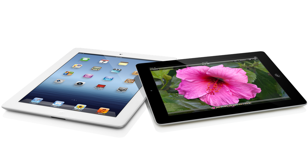 Apple iPad. One day.