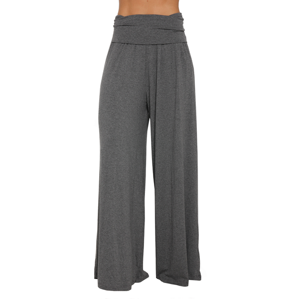 The Perfect Look: cool, stylish and different. Nice and Long, Super Soft, Loose and Free! They are the new Liquido Palazzo Pants. Amazing light fabric allowing