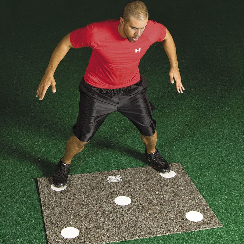 Dot Drill Mat is an amazing support for enhancing speed