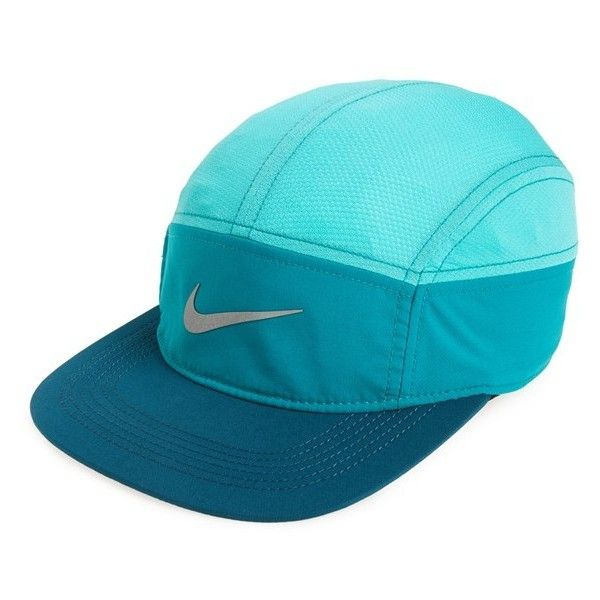 Men S Nike Aw84 Zip Adjustable Running Cap 28 Liked On Polyvore Featuring Men S Fashion Men S Accessories Hats For Men Running Cap Cartier Glasses Men