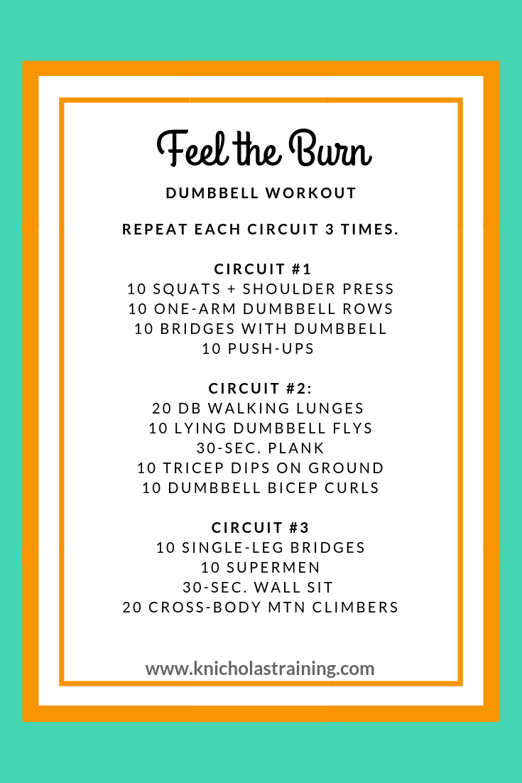This is an efficient, full-body resistance training workout that will strengthen your muscles as wel...