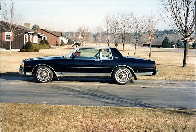 My First Car  78 Caprice Classic   Lol That Thing Was A