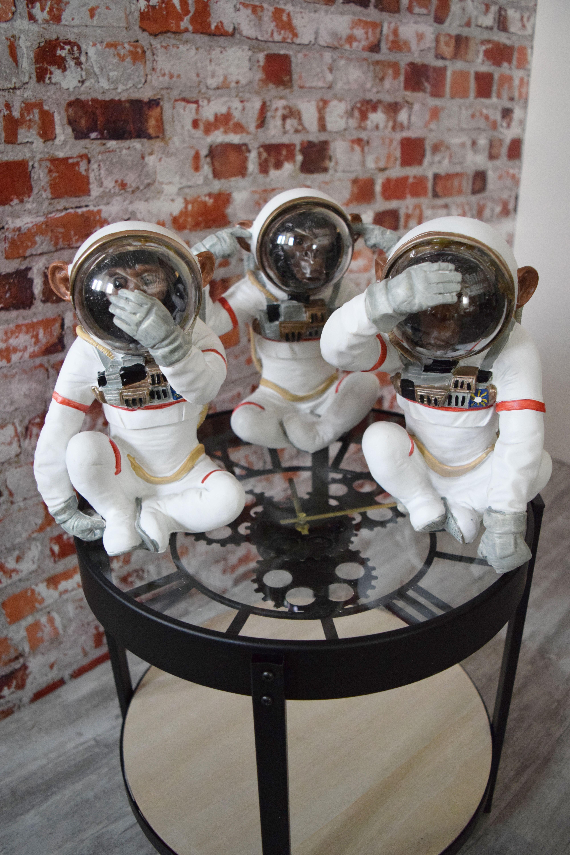 Singe De La Sagesse Astronaute Objet Deco Kalico Singes De La Sagesse Decoration Et Renovation Objet Deco