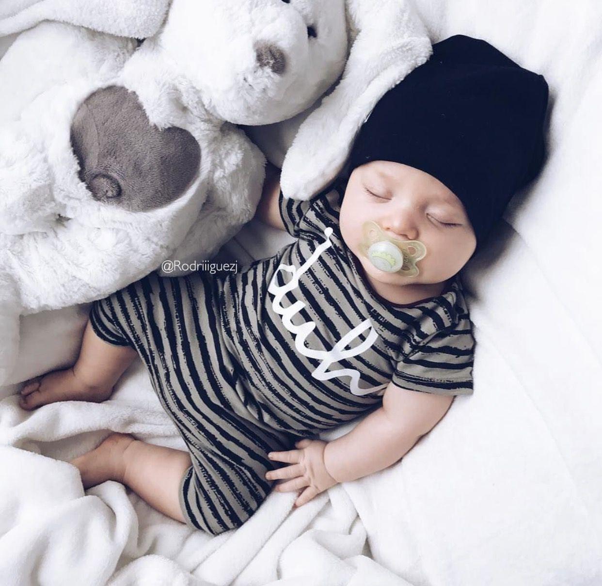 Erkek Bebek Stili Erkek Bebek Giysileri Trendy Baby