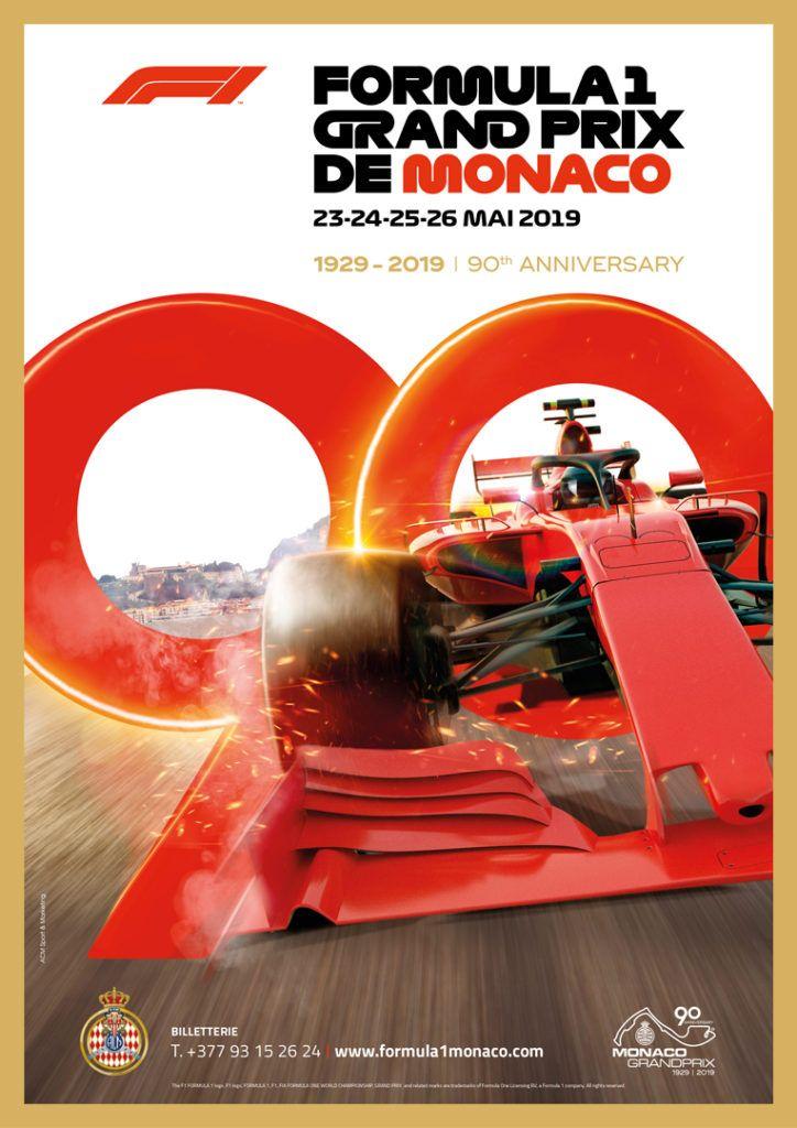 Grand Prix de Monaco F1 2019 Grand prix de monaco, Grand