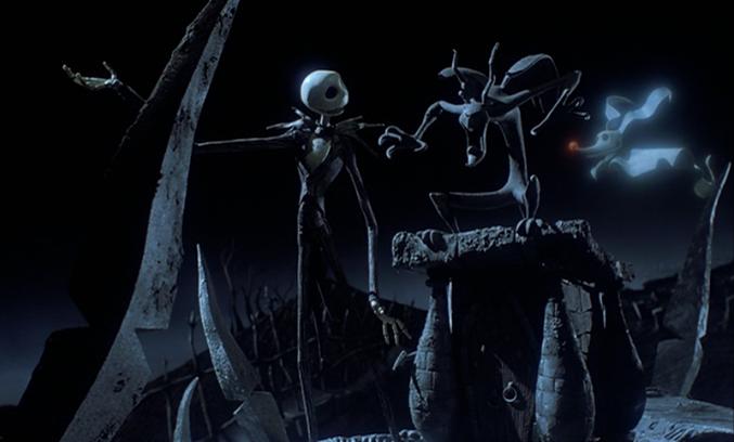 Zero | The Nightmare Before Christmas | The Nightmare Before ...