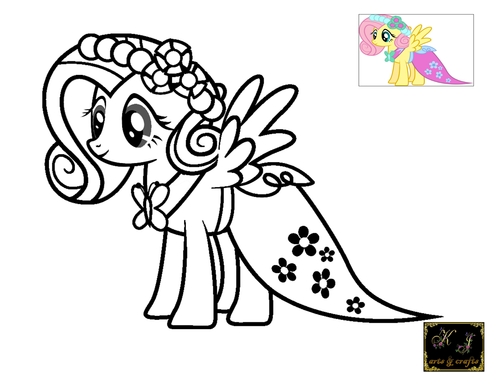 Fluttershy coloring pages coloring home coloring pages pinterest