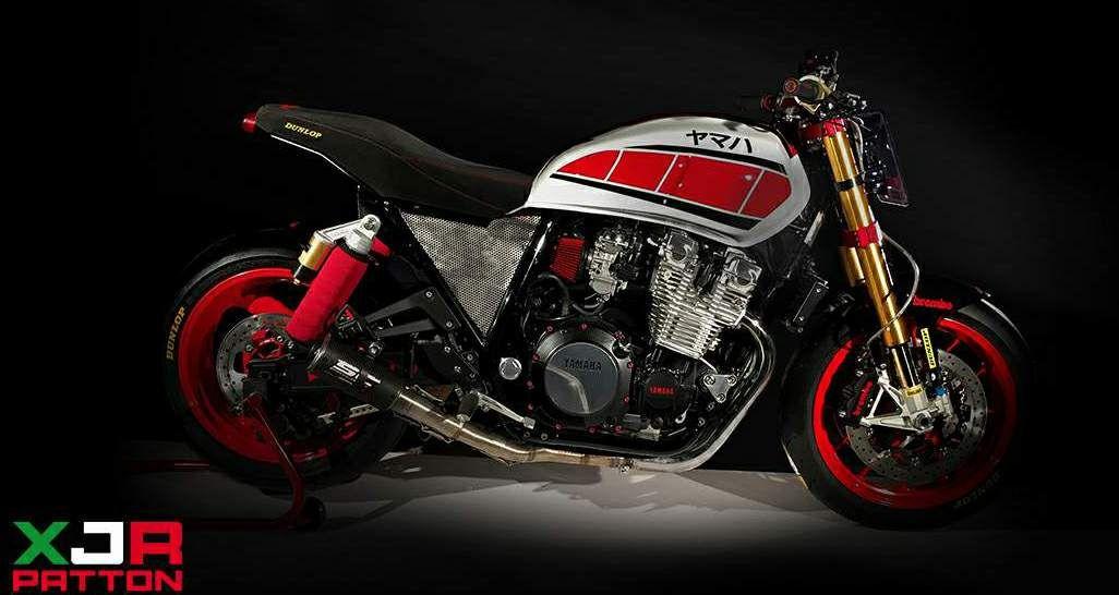 tuning moto yamaha xjr 1300