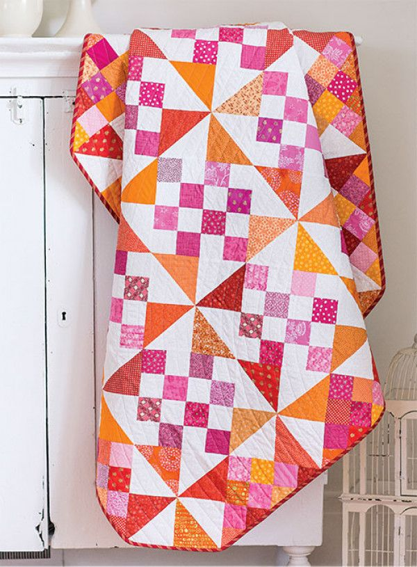 Solstice Quilt Pattern Download Baby Quilts Patterns Projects