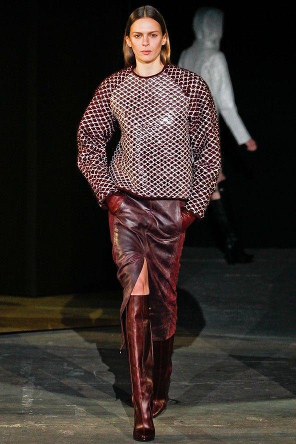 Alexander Wang  AUTUMN/WINTER 2012-13  READY-TO-WEAR