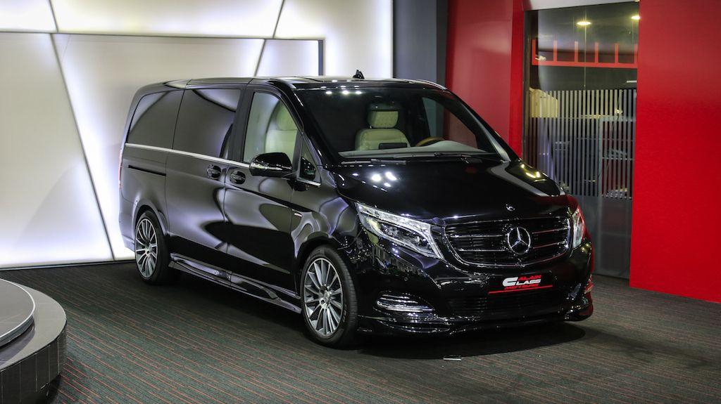 2014 Mercedes Benz Viano Dubai United Arab Emirates
