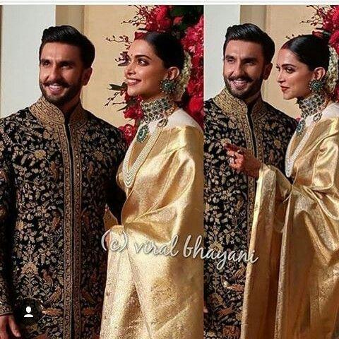 Reception at Bangalore | Bollywood stars, Deepika padukone ...