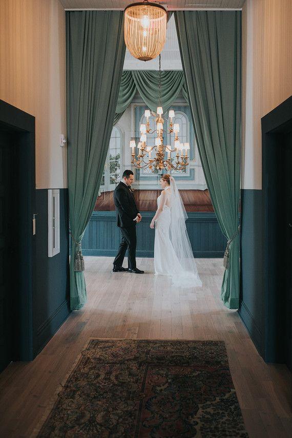 Hotel Peter Paul Wedding In New Orleans Nola Wedding Venue