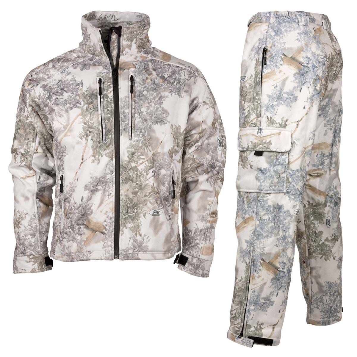 0f241ff55020 King s Snow Camo Sale Discount - Fleece Bundle Set