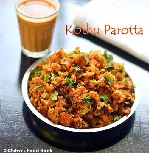 Kothu parotta tamilnadus most popular street food particularly in tamil nadu vegetarian kothu parotta recipe using vegetables forumfinder Gallery