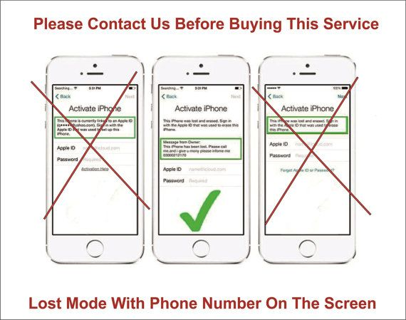 unlock icloud iphone 6 lost mode