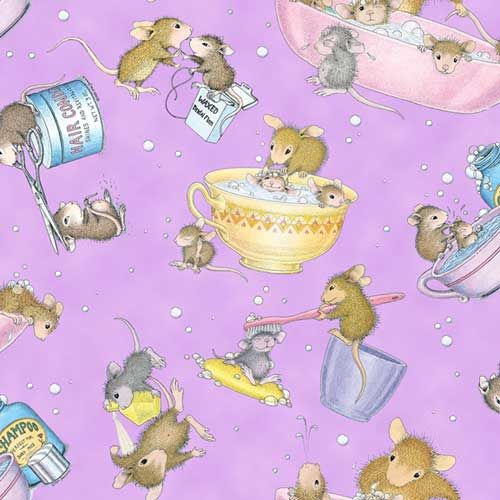 House Mouse fabrics and other collections.