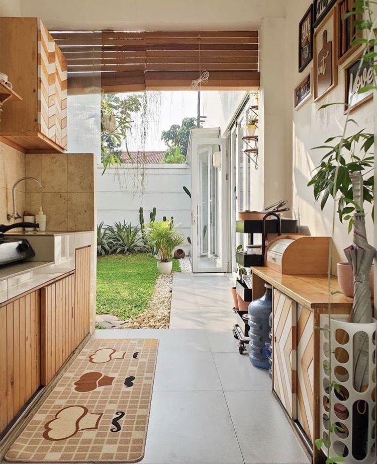 Ide Dapur Ide Rumah Dekorasi Rumah Vintage Desain Dapur Luar Ruangan Rumah
