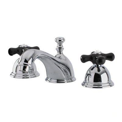 Kingston Brass Bathroom Sink Faucet Ks396 Restoration Onyx