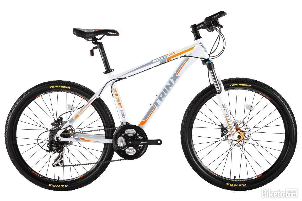 Xe đạp thể thao TRINX DISCOVER D600