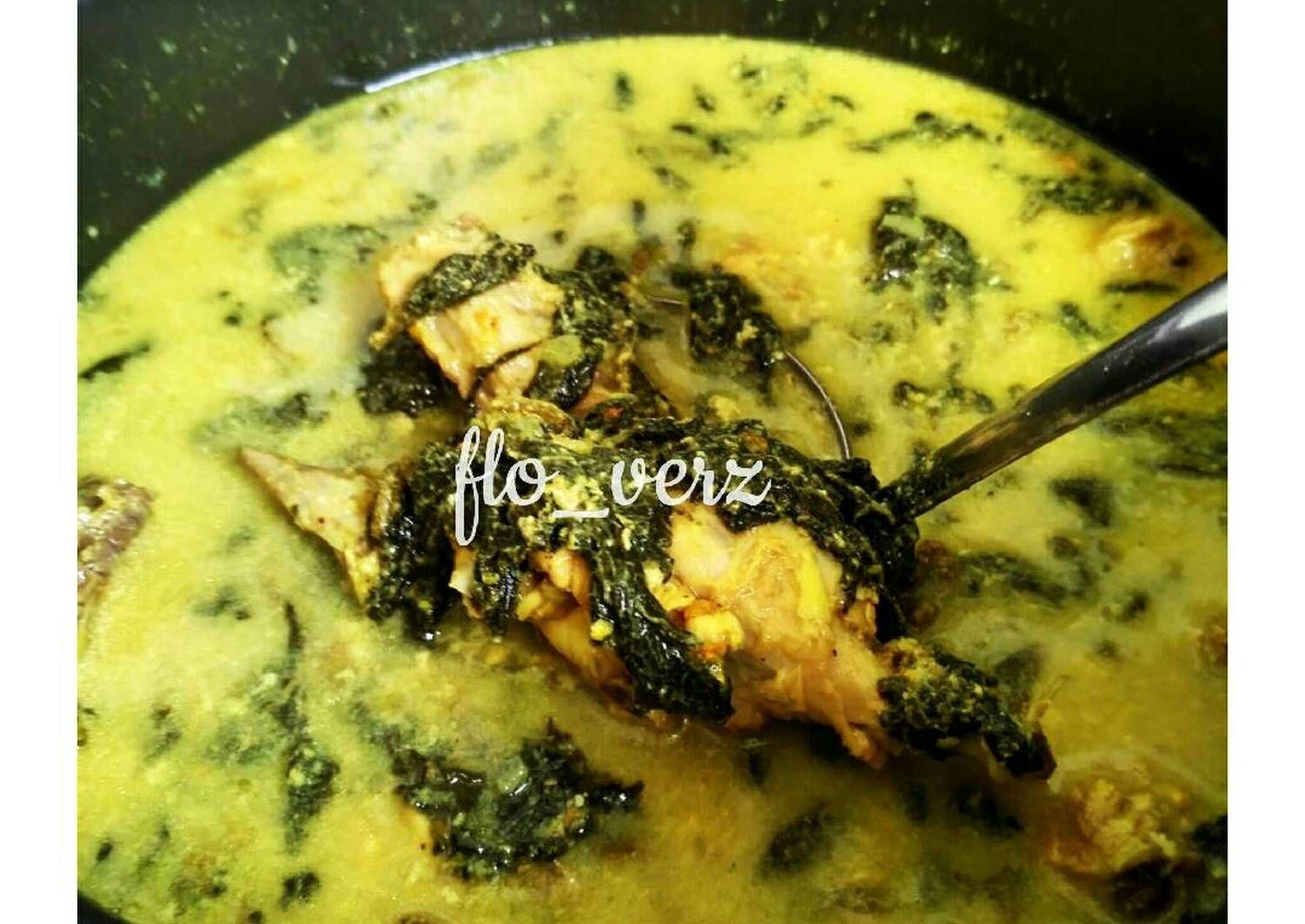 Resep Sayur Bangun Bangun Daun Jinten Oleh Flo Verz Resep Resep Masakan Indonesia Makanan Masakan