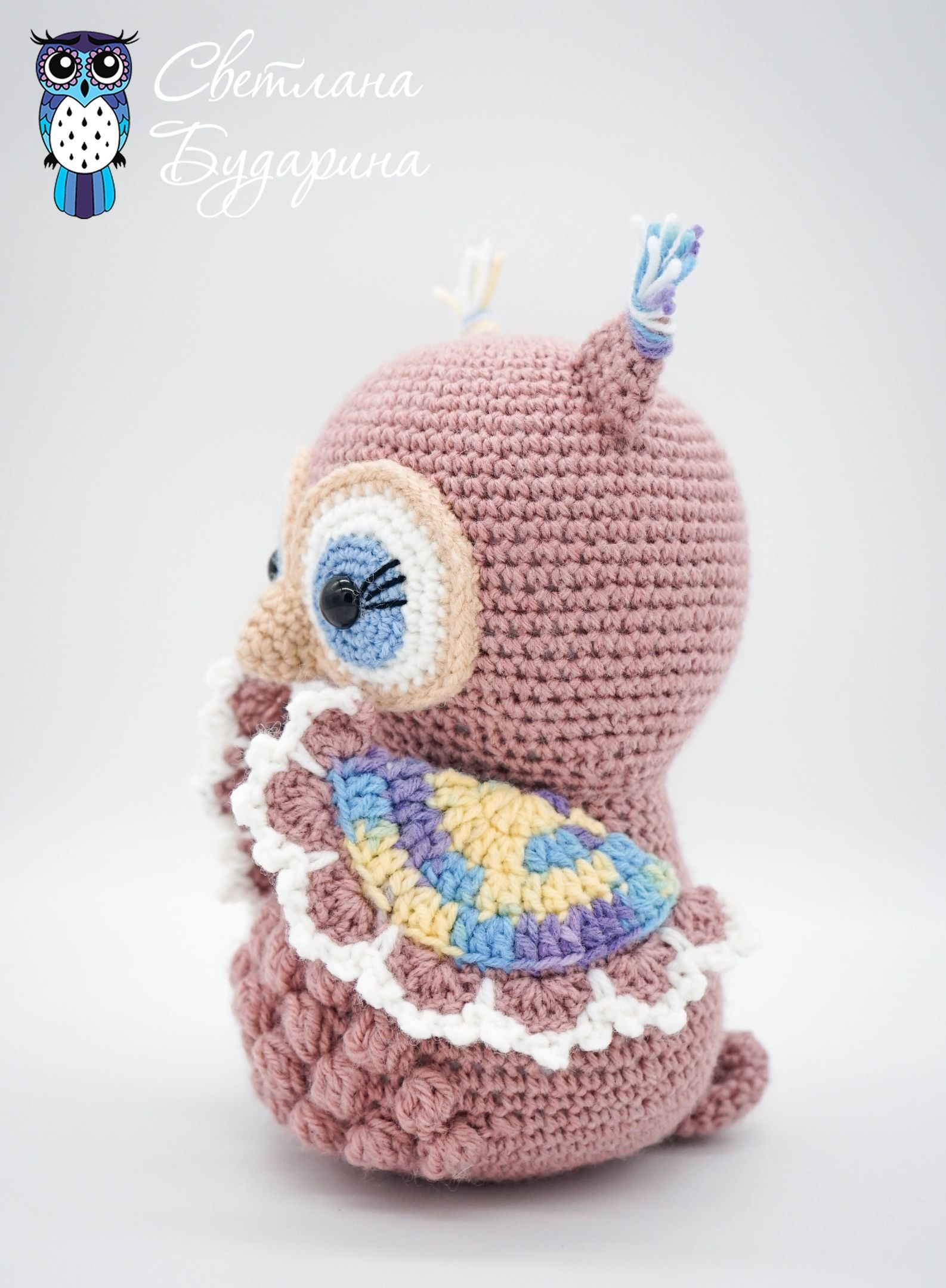 Tutorial Búho a crochet: Pon un amigurumi en tu vida - Tutoriales ... | 2160x1586