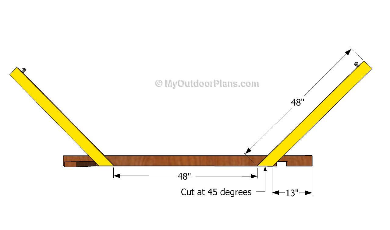 hammock torso climashield length diy standard cut diff apex underquilt regarding dimensions