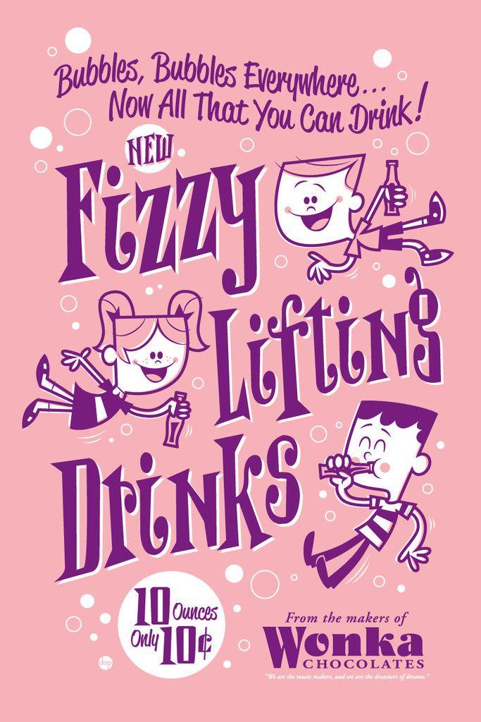 Fizzy Lifting Drinks Recipe