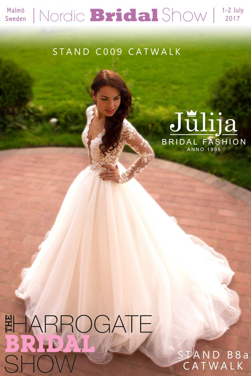 Wedding dresses wholesale. Bridal designer Julija Bridal Fashion ...