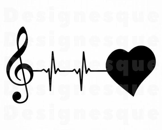 Download I Love Music SVG Music Svg Music Logo Svg Music Clipart ...