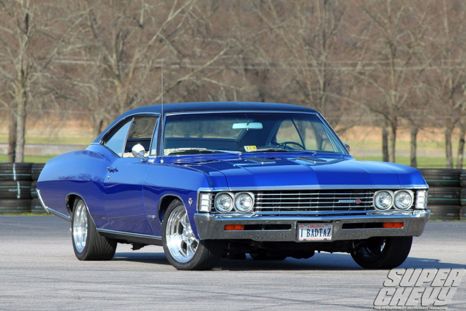 1967 chevy impala 2 door