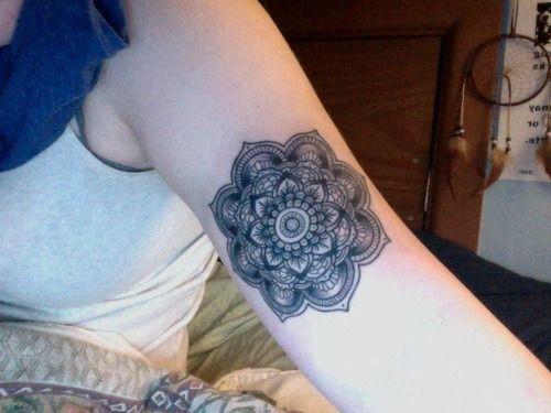 Colorful mandala tattoo designs 10 tattoo ideas for Atomic tattoo lakeland fl