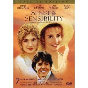 Based on Jane Austen's classic novel, Sense and Sensibility tells of the Dashwood sisters, sensible Elinor and passionate Marianne, whose chances at marriage seem doomed by their family's sudden loss of fortune. This captivating romantic comedy swept the Ten Best Lists and was named the Best Picture of the Year by the Golden Globes.