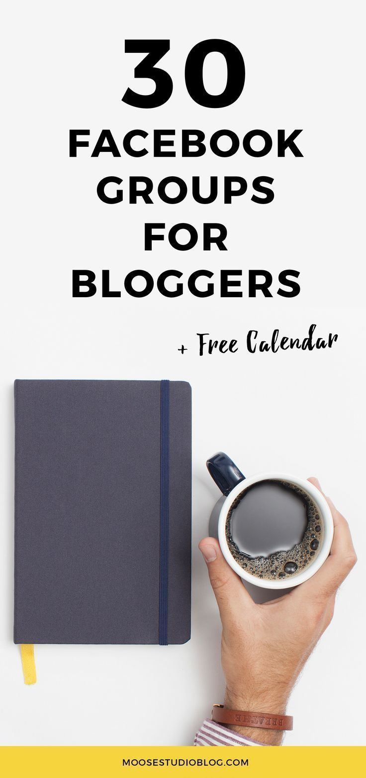Facebook Groups For Bloggers And Creative Entrepreneurs