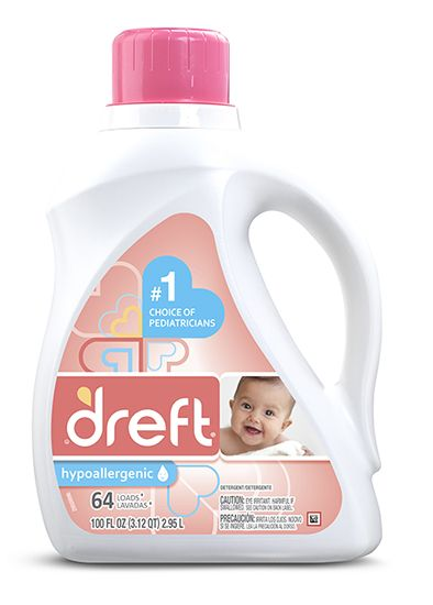 Dreft Why So Special Update W Ingredient List Baby Cleaning
