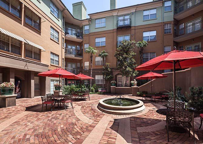 Court Yard Apartment Communities Dallas Apartment Dallas Luxury