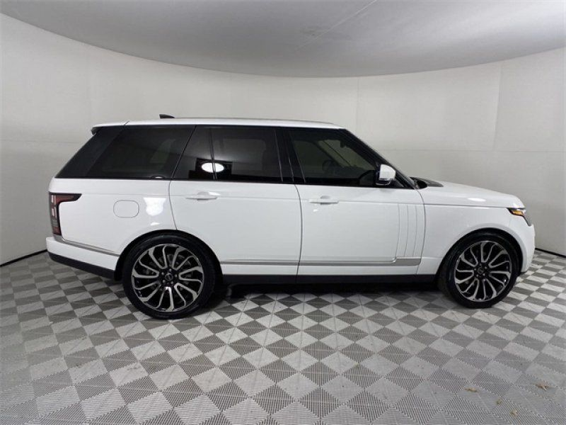 Certified 2017 Land Rover Range Rover Hse For Sale In Duluth Ga 30096 Sport Utility Details 534341882 Autotra Range Rover For Sale Land Rover Range Rover