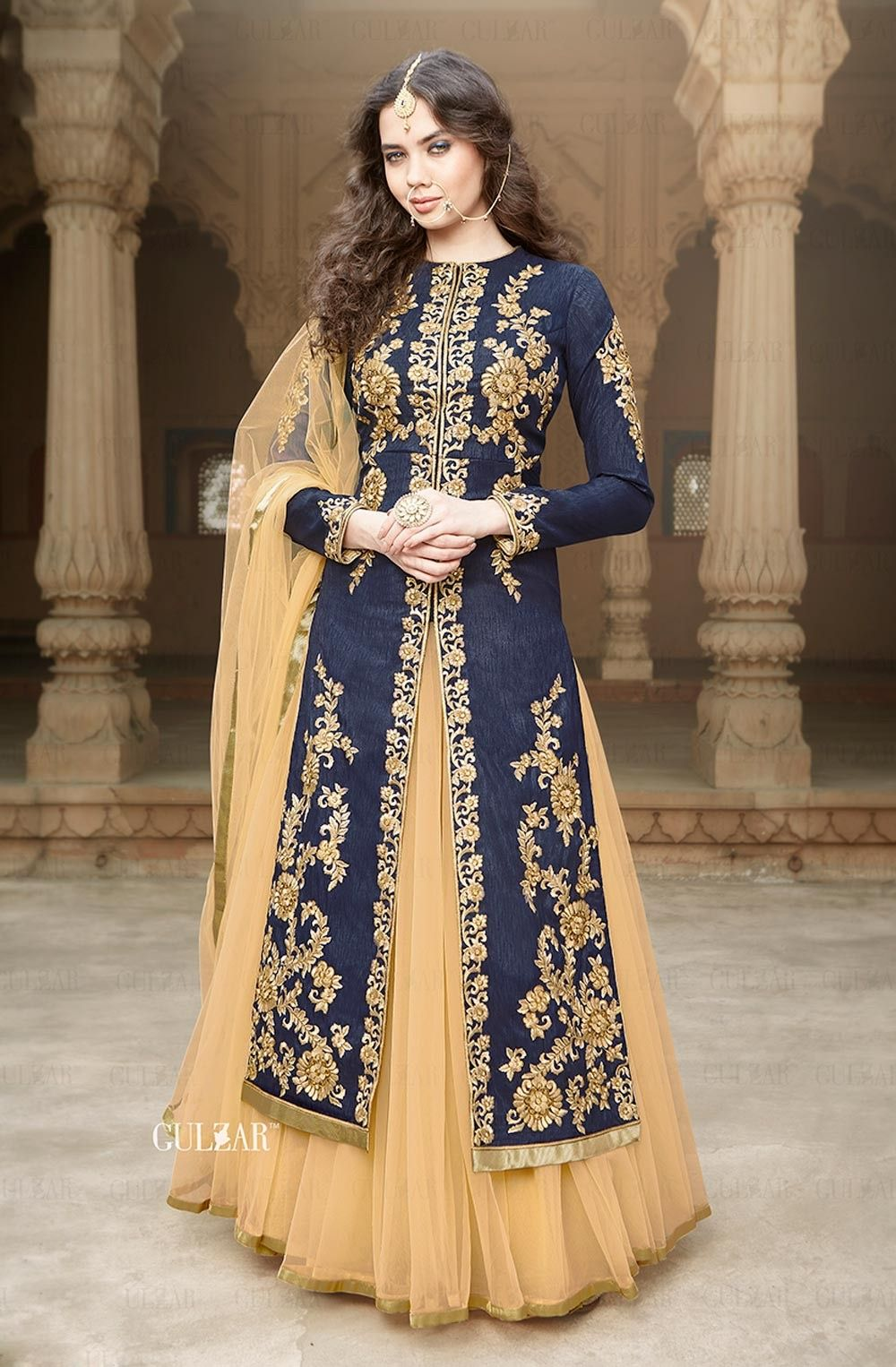 100+ Indian Long Dresses for Weddings - Plus Size Dresses for ...