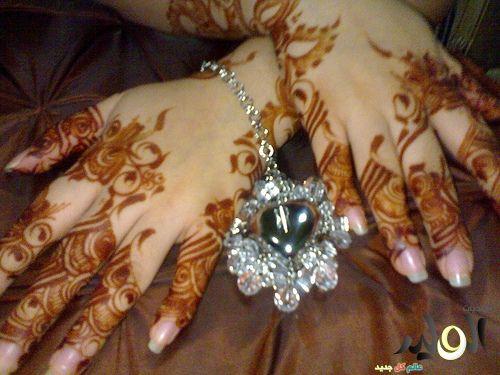 نقش حنه اماراتي 2013 صور نقش حناء اماراتي نقوش اماراتية 2014 Henna Designs Hand Henna Designs Gold Henna