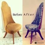 A Pair of Chet Beardsley Chairs Get an Update