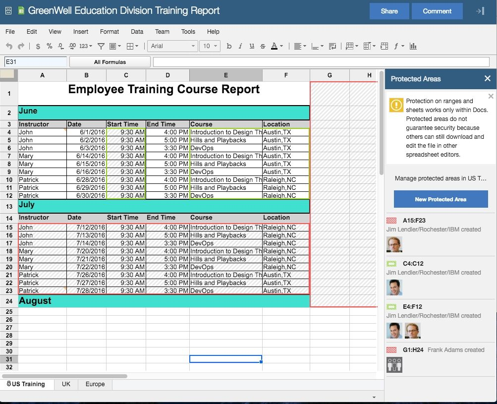 What Is A Spreadsheet Software Spreadsheet Employee Training Software