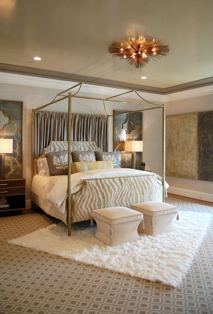 teppich verlegen schlafzimmer einrichten und stilvoll dekorieren ...