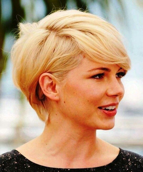 Pin de Zhdanova Lleshaj en short hairstyles Pinterest